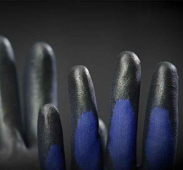 FORMAT Montagehandschuh MechanicTOUCH mit Touchfunktion und 18 Gauge